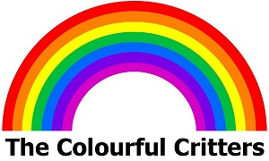 The Colourful Crittrers Logo